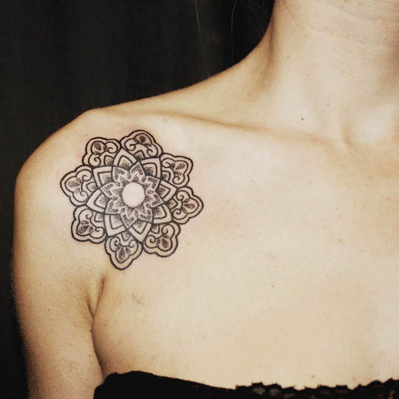 Mandala Tattoo Bedeutung