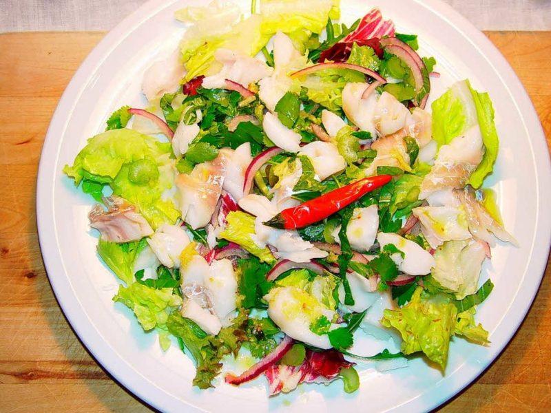 Karfreitag 2017 Ideen Gerichte frischer Salat