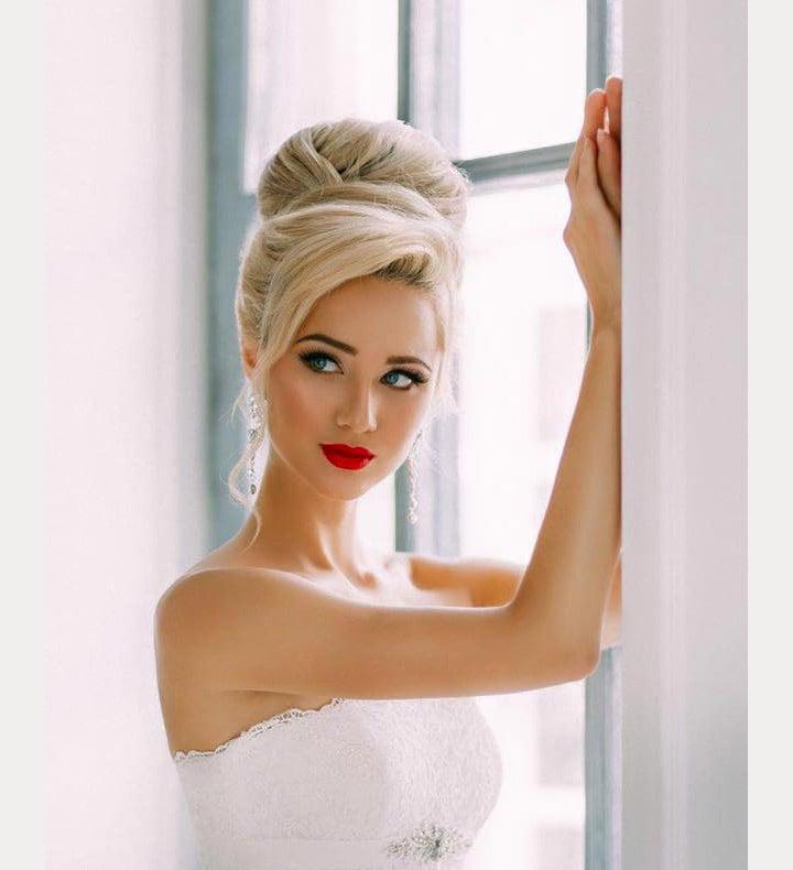Brautfrisuren 45 Inspirierende Vorschläge Für Alle Haartypen