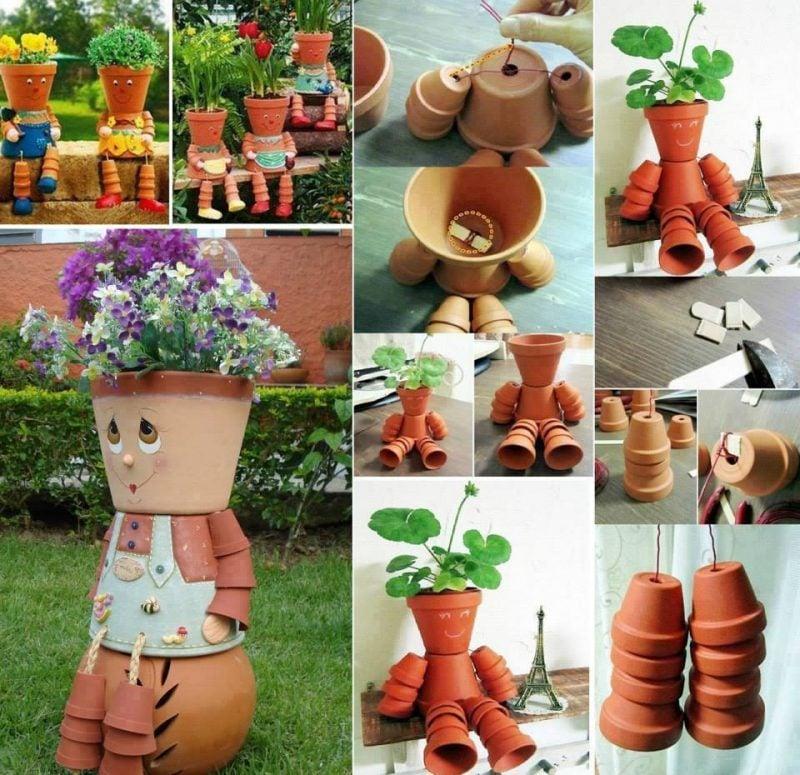 Erstaunlich Garten Deko Ideen Deko Garten Gartendeko Selber Machen
