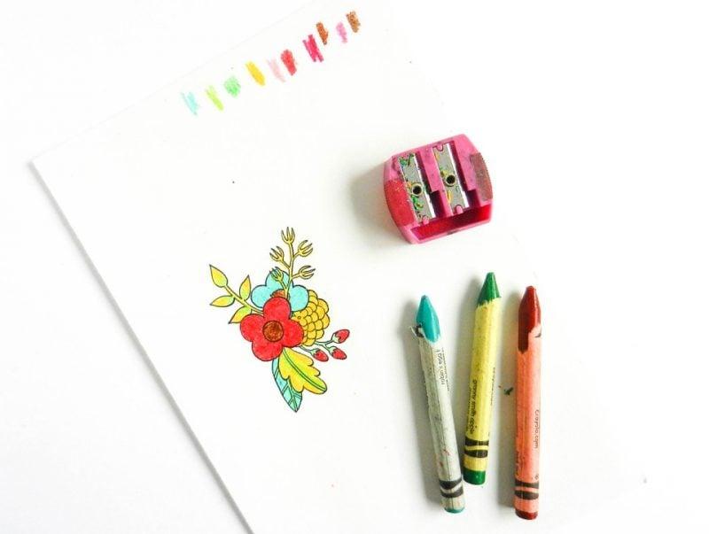 Recycling Geburtstagskarten selber machen - DIY Anleitung