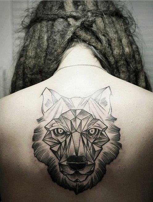 tattoo wolf tattoo motive tattoos frauen tattoos männer tattoo ideen kleine tattoos