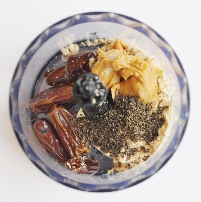 gesunde Abendsnacks - Low Carb Kekse