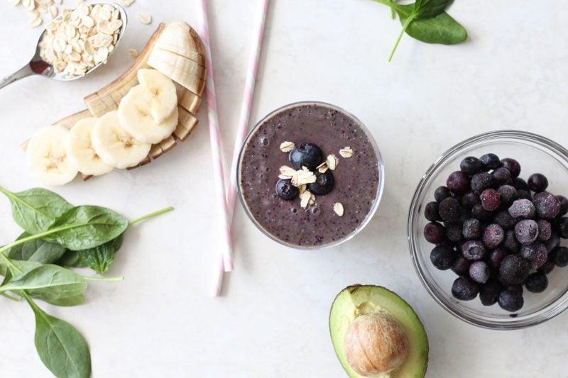 Gesunde Rezepte zum Abnehmen: Protein Fruchtstück
