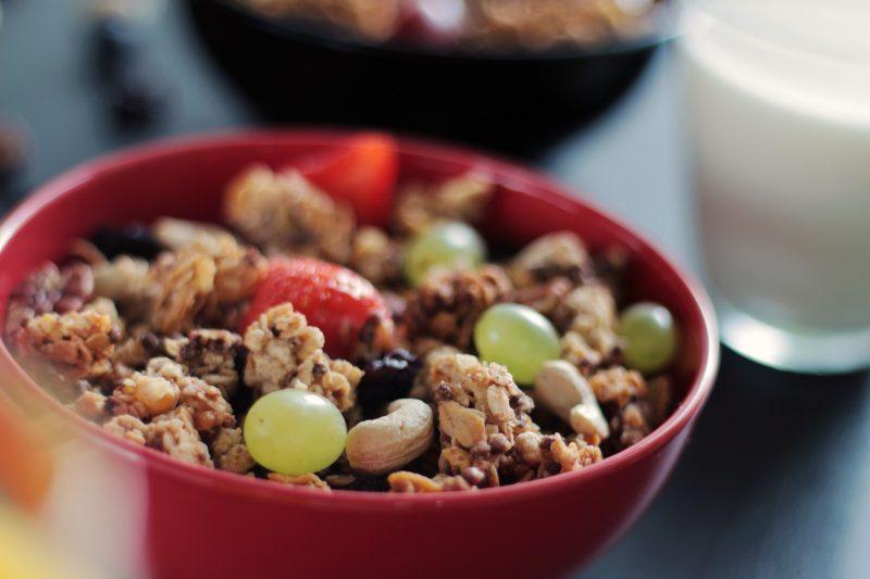 Gesunde Rezepte zum Abnehmen: Protein Frühstück