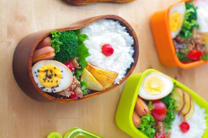 Gesunde Rezepte zum Abnehmen: Low Carb Mittagessen
