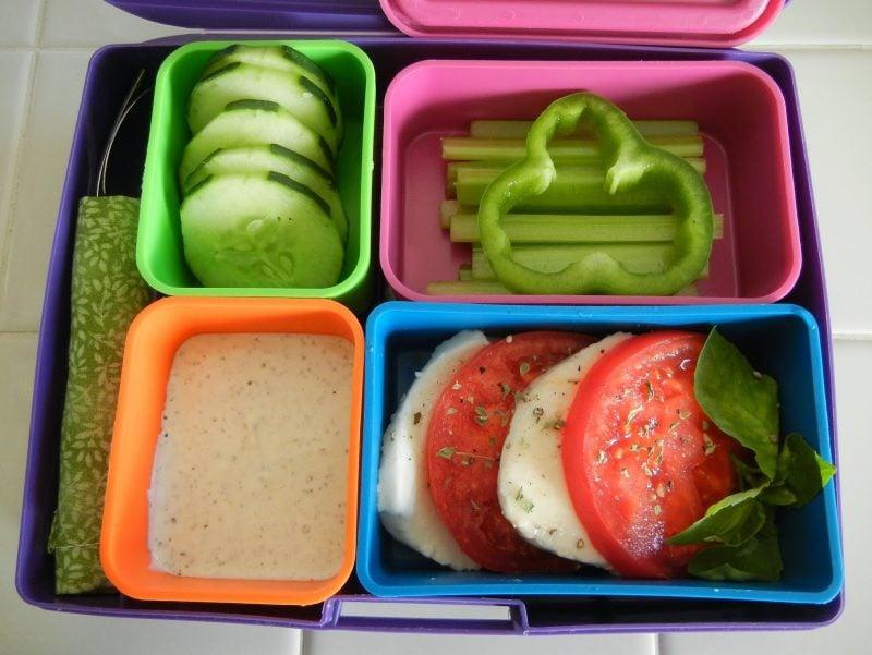 Gesunde Rezepte zum Abnehmen: Lunchbox Rezepte