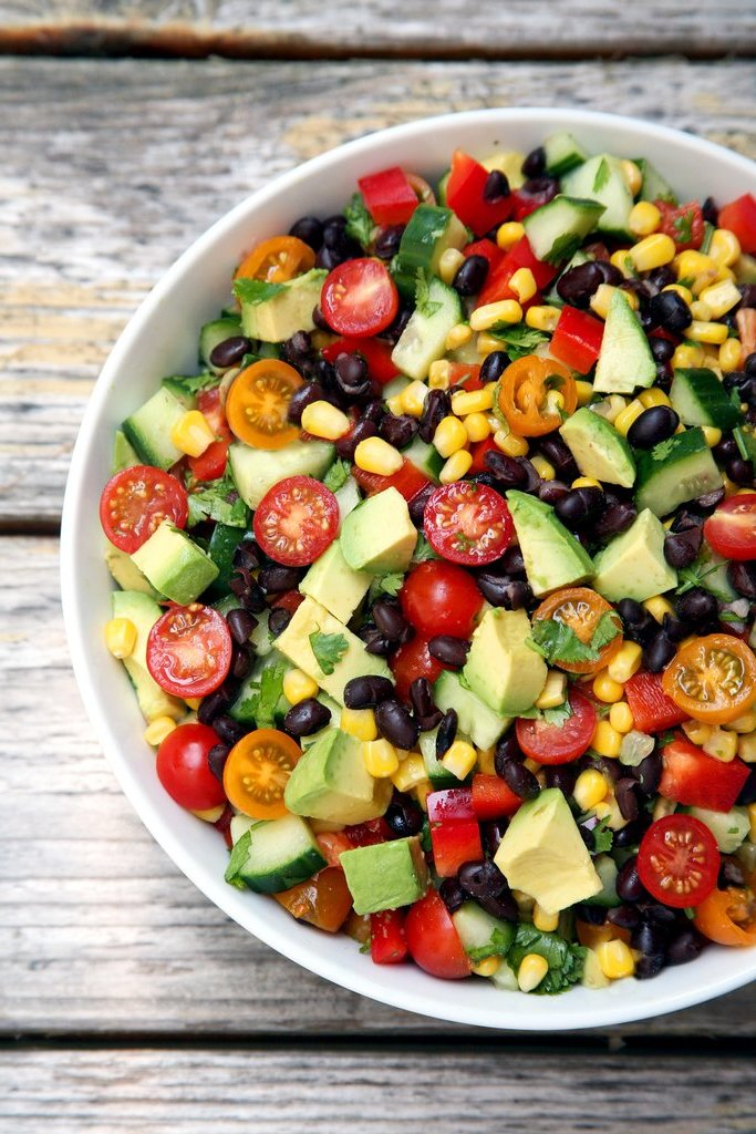 gesunde salat rezepte zum abnehmen beliebte eezepte f r n tzliche salate. Black Bedroom Furniture Sets. Home Design Ideas