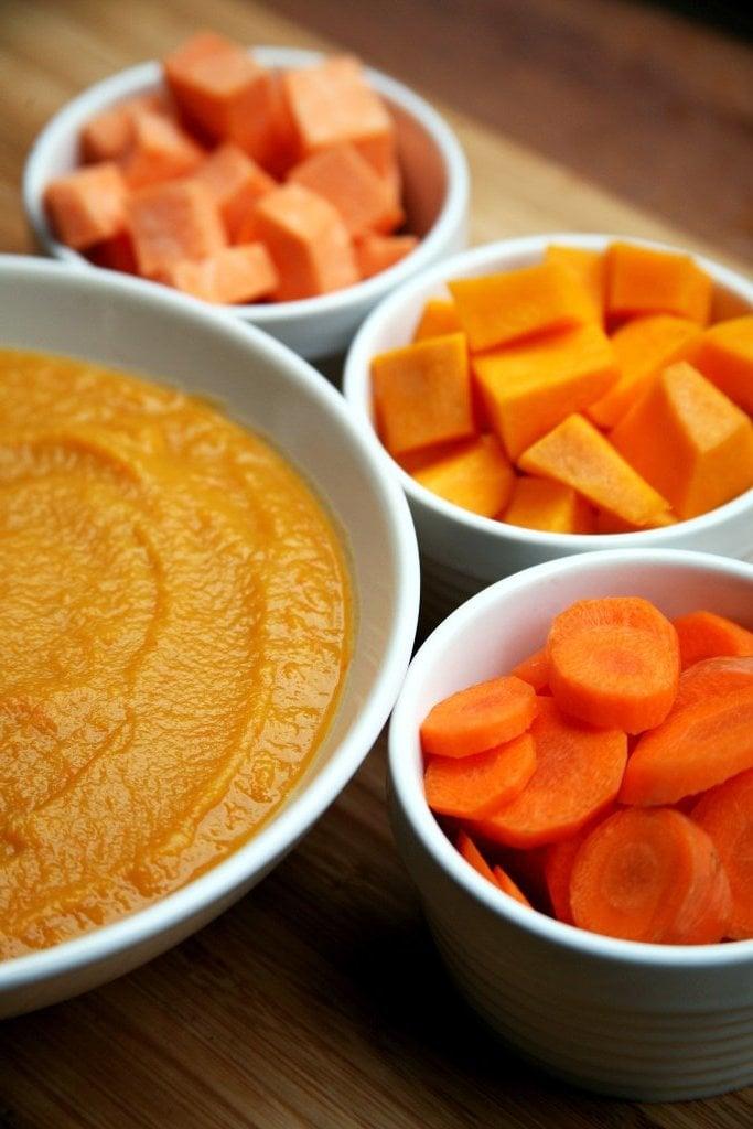 Gesunde Rezepte zum Abnehmen - Kartoffelsuppe