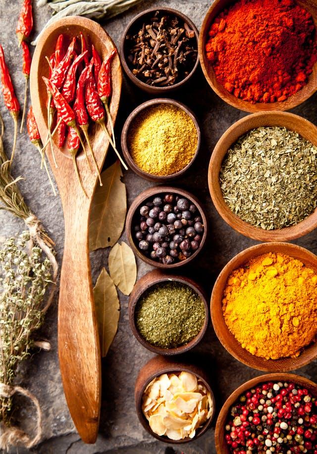 Ohne Gewürze kann kein leckeres Gericht gelingen: Talente in der Küche und für die Gesundheit