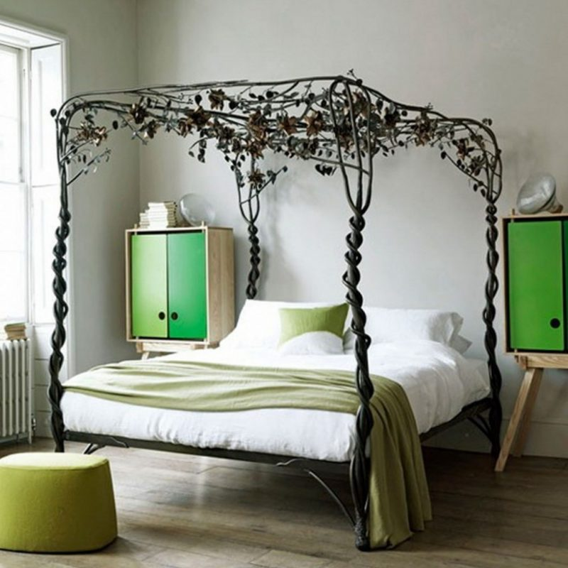 Interior Design Four Poster Bed
