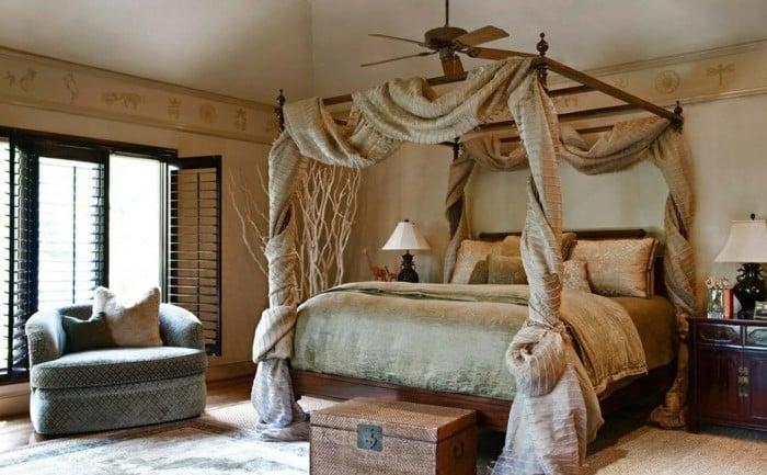 Schlafzimmer ideen himmelbett anleitung und 42 weitere vorschl ge diy schlafzimmer zenideen - Himmelbett diy ...