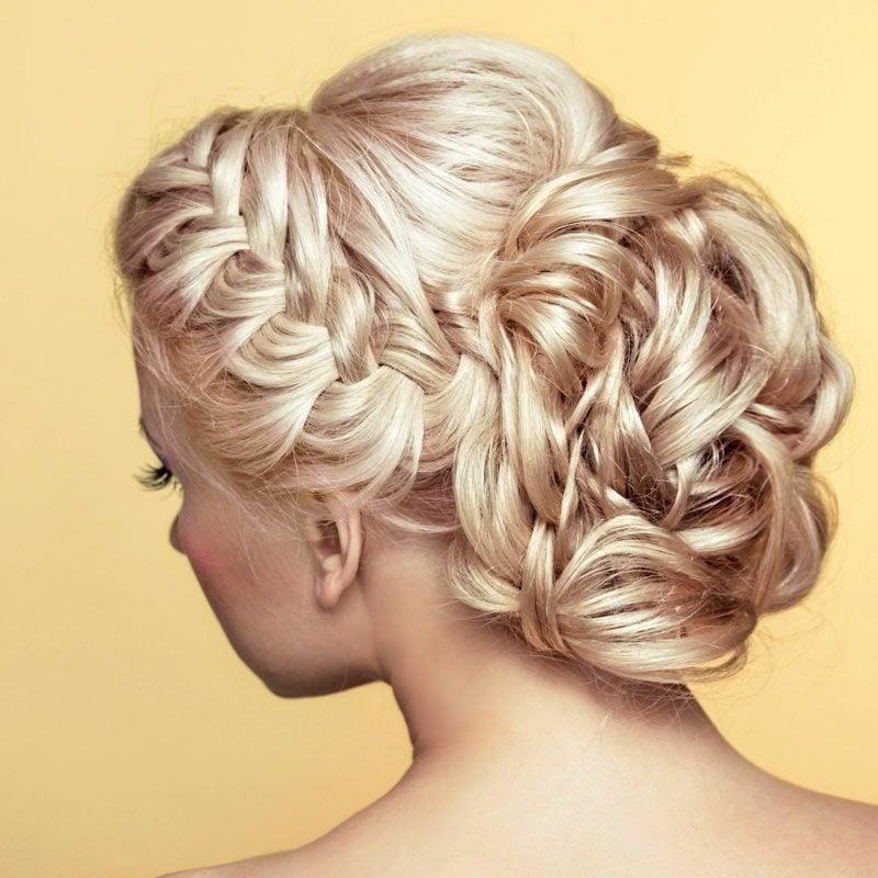 Elegante Hochsteckfrisuren Lange Haare Zonnereizen