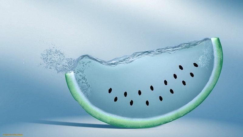 wassermelone gesund wassermelone nährwerte wassermelone rezepte