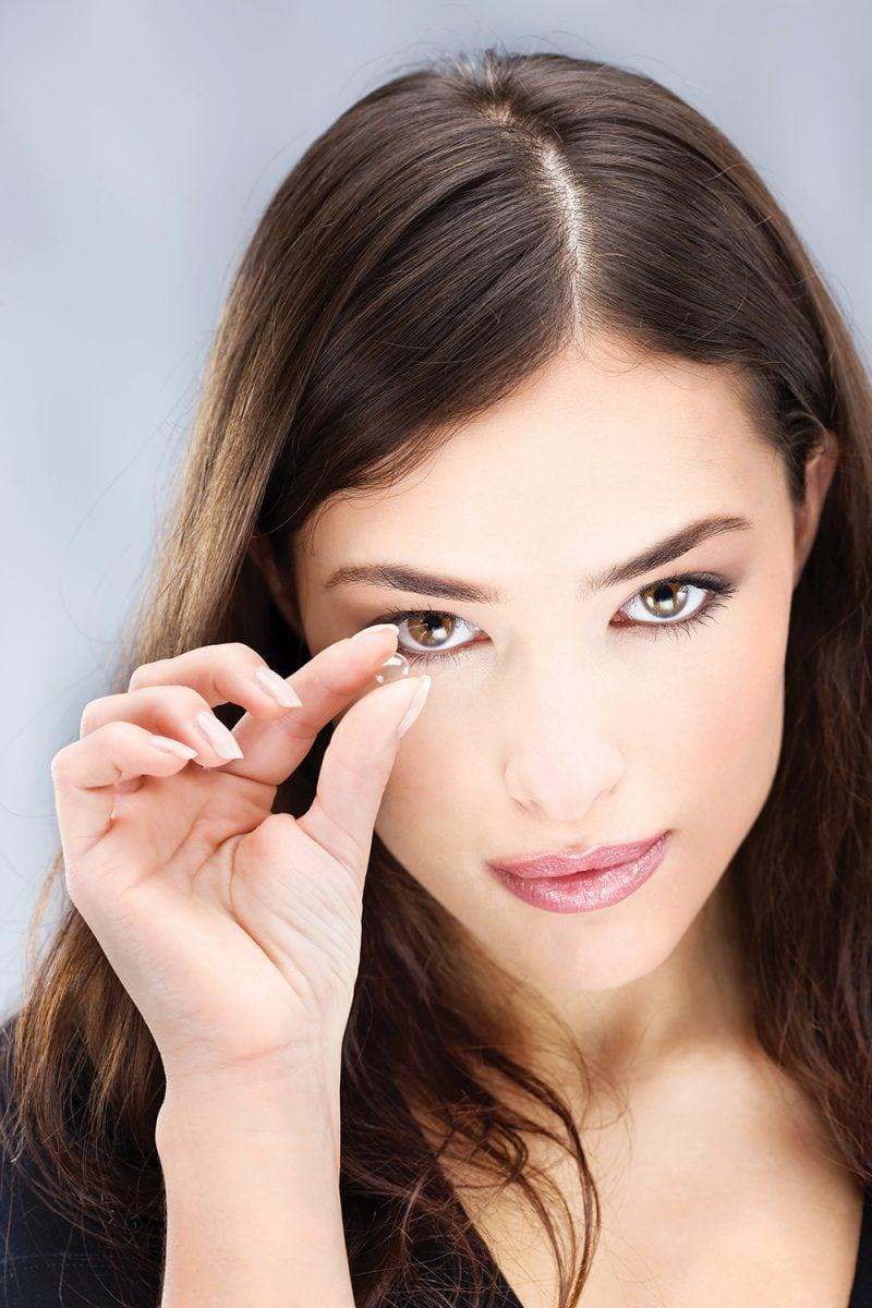 Welche Kontaktlinsen brauche ich - Tipps für Anfänger