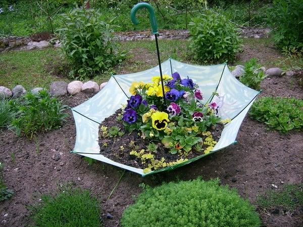 Genial Garten Deko Ideen Deko Garten Gartendeko Selber Machen
