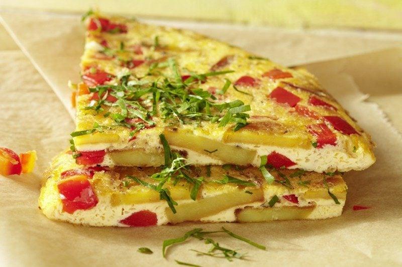 Tortilla Rezept traditionell spanisch