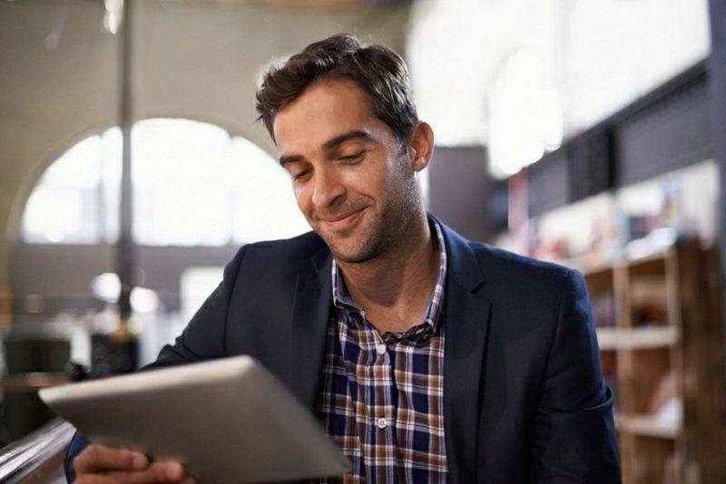 Dresscode Business Casual bequem und elegant Ideen für den Mann