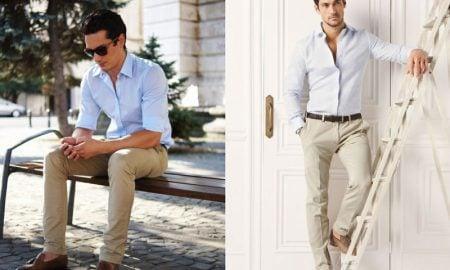 Dresscode Business Casual Ideen für Herren