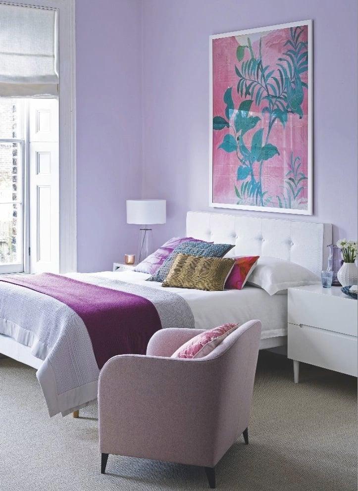 spomiscom wohnzimmer beige streichen schlafzimmer lila streichen - Schlafzimmer Lila Streichen