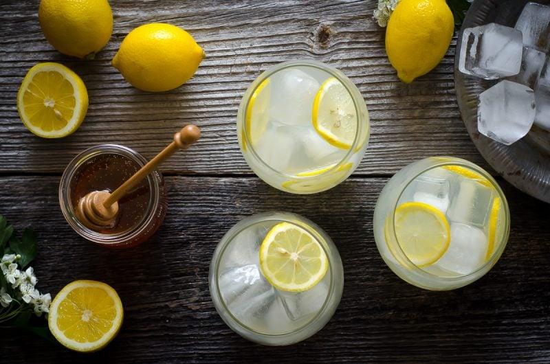 Limonade selber machen Rezepte