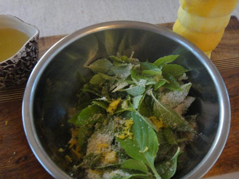 Lavendel Limonade selber machen - Zubereitung