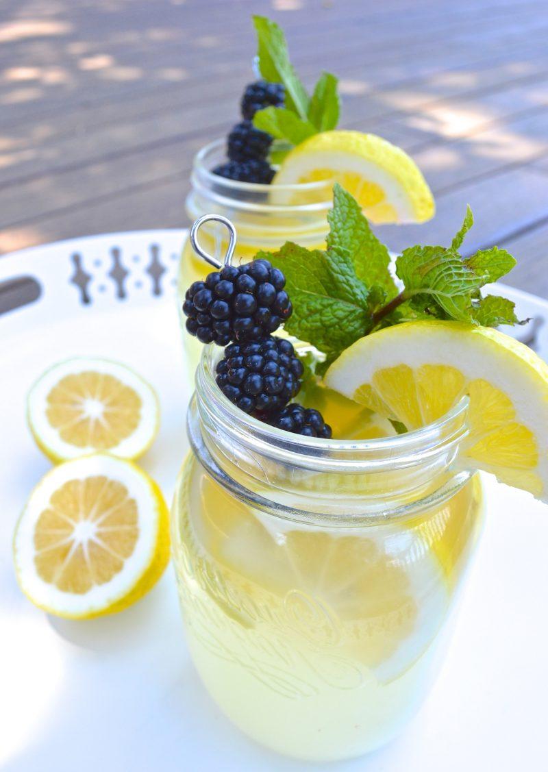 Limonade selber machen - Ideen und Rezepte
