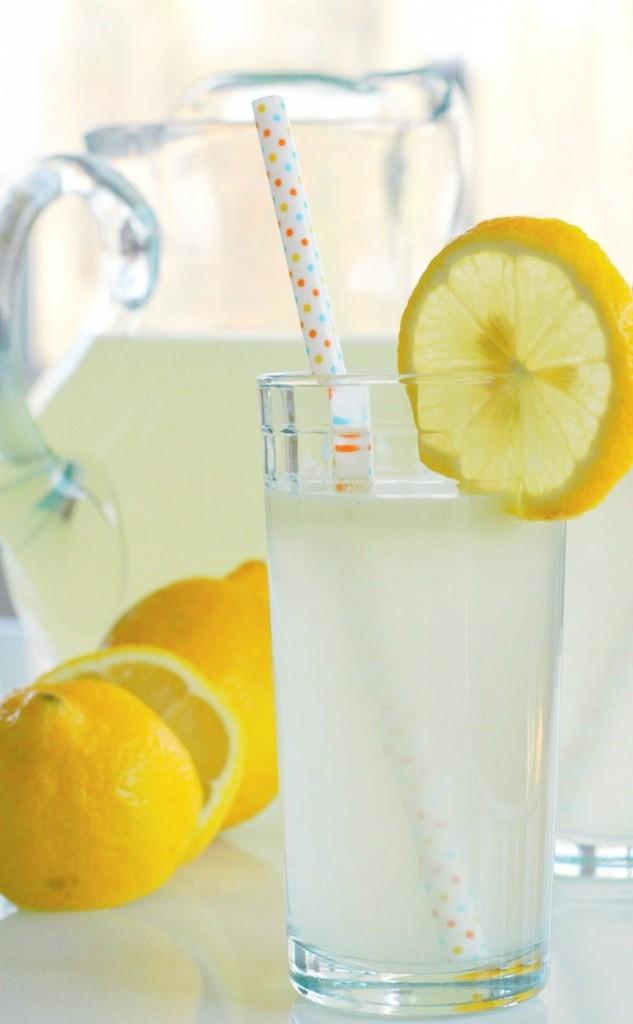 Wie kann ich Limonade selber machen?