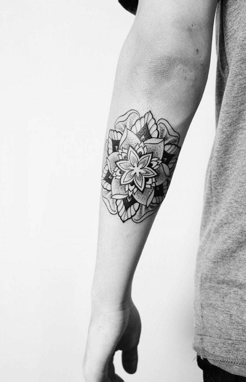 Mandala Tattoos Hand