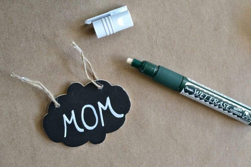 Muttertag basteln Geschenke im Glas Anleitung