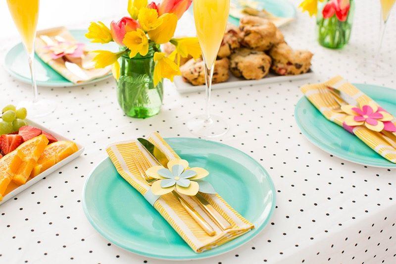 Ostern Bilder und Anleitungen für Inspiration für Ostern Tischdeko
