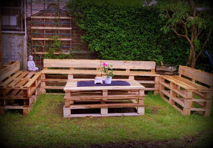 Gartenmöbel Aus Paletten gartenmöbel aus paletten gartensessel anleitung und 65 weitere