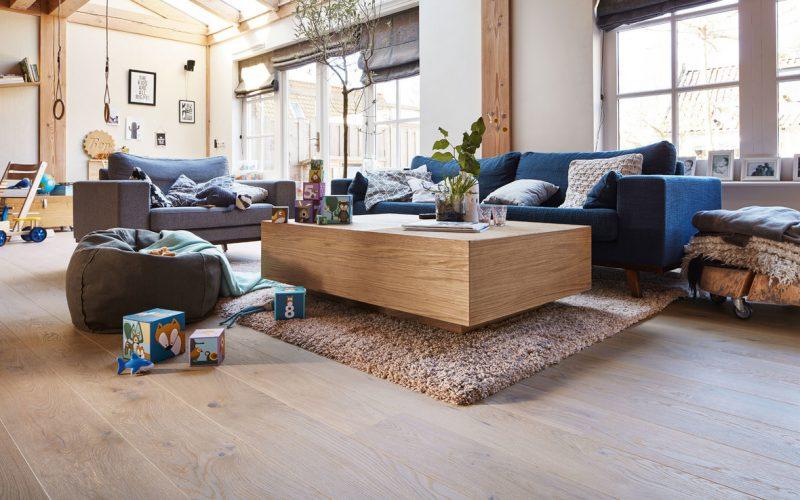 Egal welche Holzart, Verlegung und Versieglung Sie auswählen, gibt es kein Zweifel mehr - das Parkett ist die beste Lösung für Ihre Wohnung ökologisch und ökonomisch!