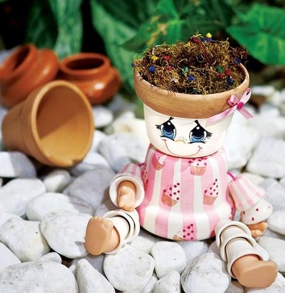 Gartendeko - 45 tolle Ideen zum Kaufen und Selbermachen ...