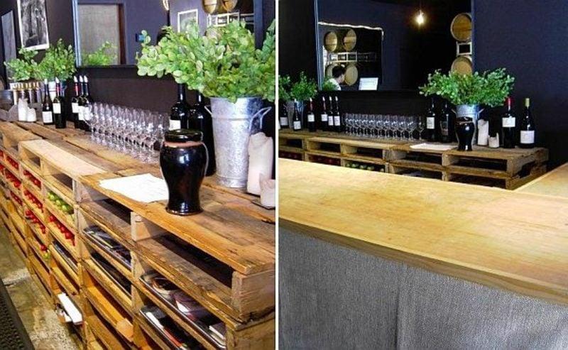 küchenregal aus europaletten was kann man aus paletten bauen