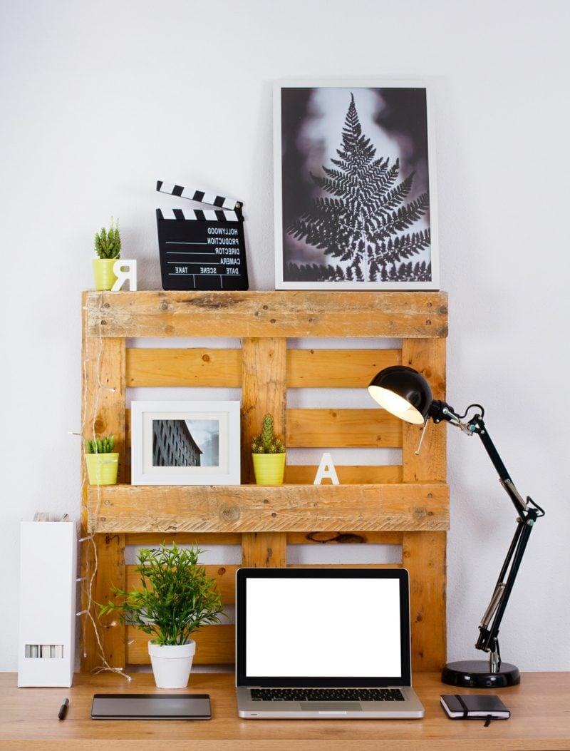 erstaunlich bilder palettenregal bauen ideen limoobile. Black Bedroom Furniture Sets. Home Design Ideas