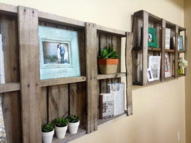 Möbel bauen aus Paletten: Angesagte Designer zeigen ihre besten