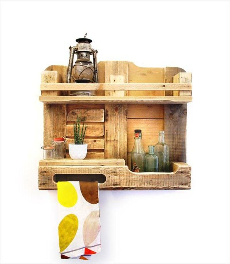 Großartige Palettenmöbel und schöne Do-It-Yourself-Ideen für Dinge