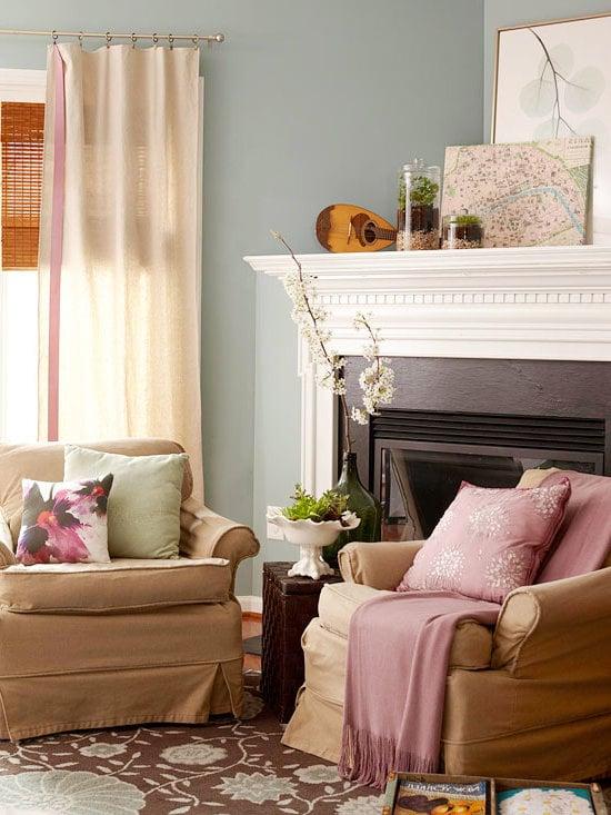 Pink Farbe als Trendfarbe in der Einrichtung - 50 stylische ...