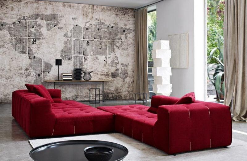 Wohnzimmergestaltung Mit Farben Und Bildern - 70 Frische