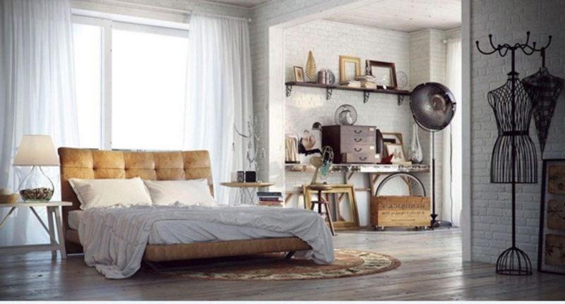 ideen fur einrichtung entspanntes ambiente schlafzimmer