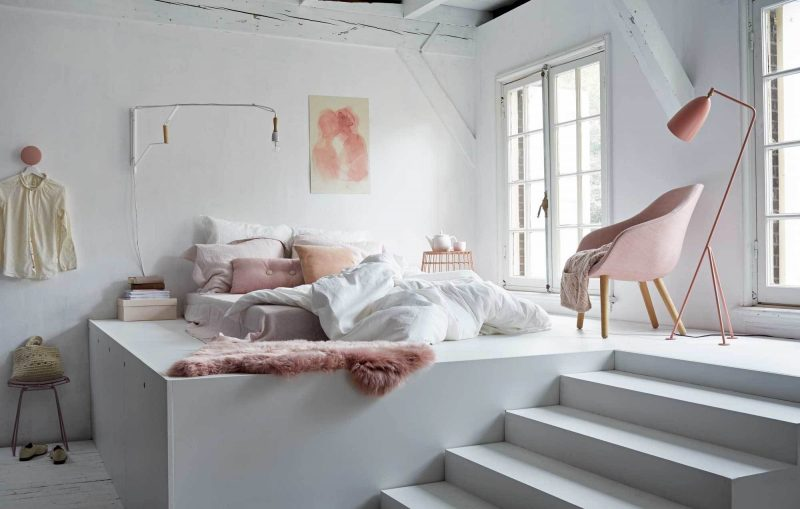 Schlafzimmer ideen pink 5448910 - sixpacknow.info