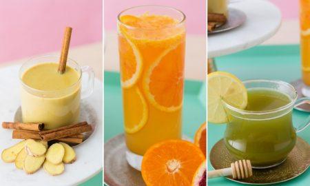 schnelle gesunde rezepte leckere rezepte cocktails smoothie