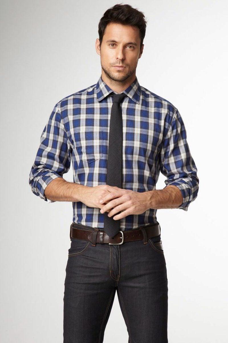 Dresscode Business Casual Ideen für den Mann