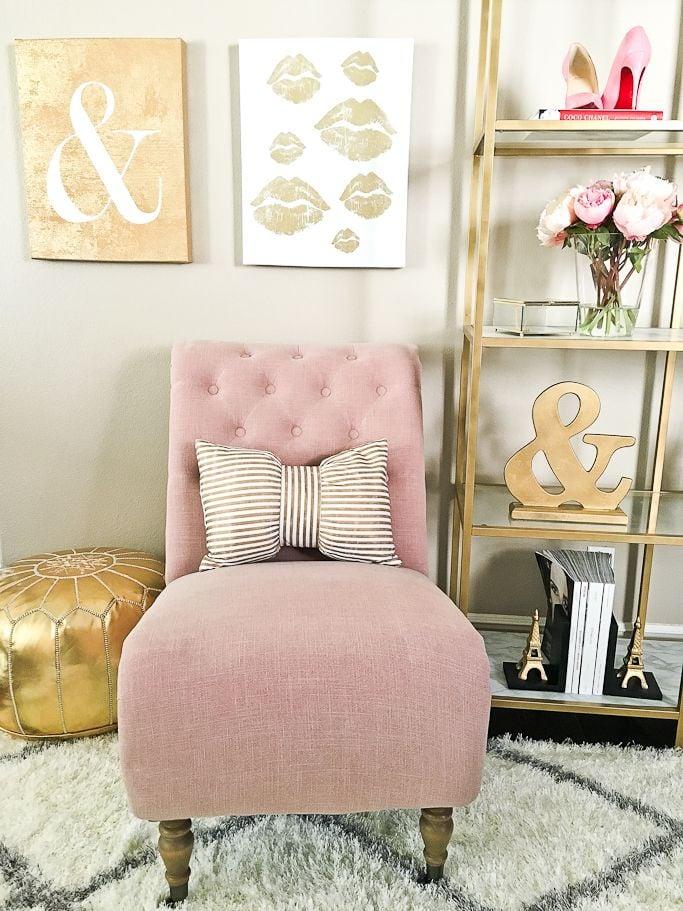 pink farbe als trendfarbe in der einrichtung 50. Black Bedroom Furniture Sets. Home Design Ideas