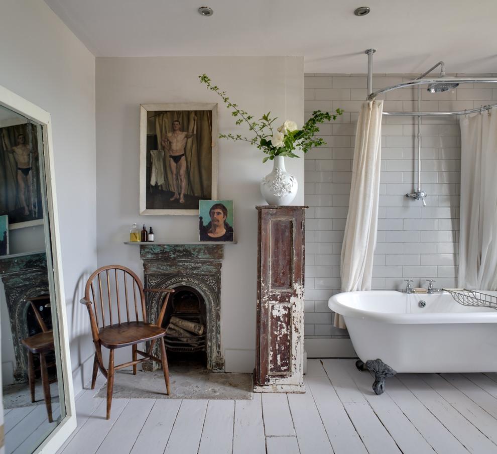 shabby chic badezimmer ihr weg zum traumbad badezimmer trends zenideen. Black Bedroom Furniture Sets. Home Design Ideas