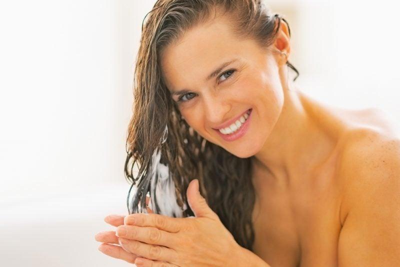 Tipps gegen Spliss - nicht jeden Tag Waschen