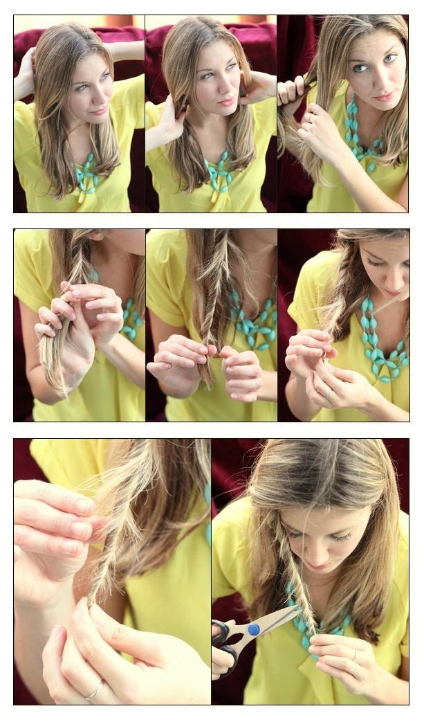 Tipps gegen Spliss - richtiges Haarschneiden