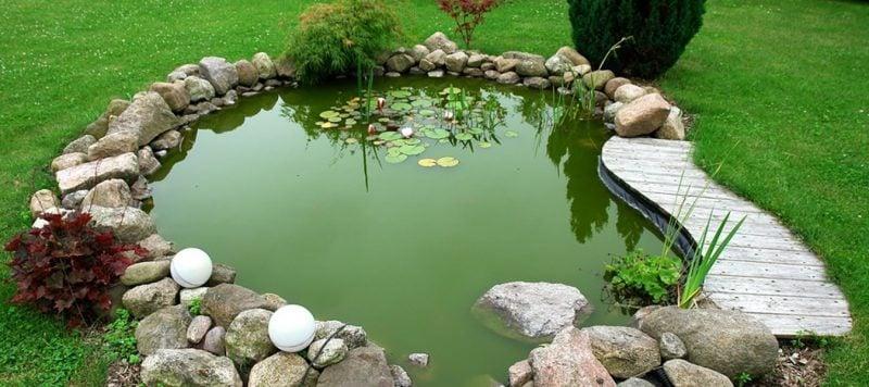 Gartenteich Ideen Bilder - Wohndesign
