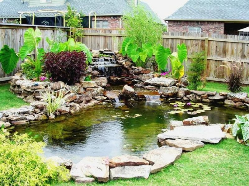 Teich Anlegen Anleitung Gartenteich Anlegen Teich Bauen Gartenteich Ideen  Gartengestaltung Garten Gestalten